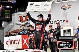 Cole Custer earns Richmond Xfinity win and $100,000 bonus