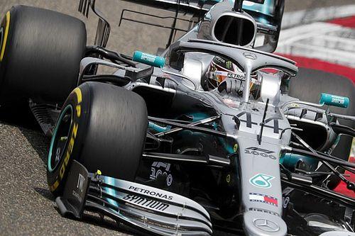 Hamilton debió experimentar en la clasificación