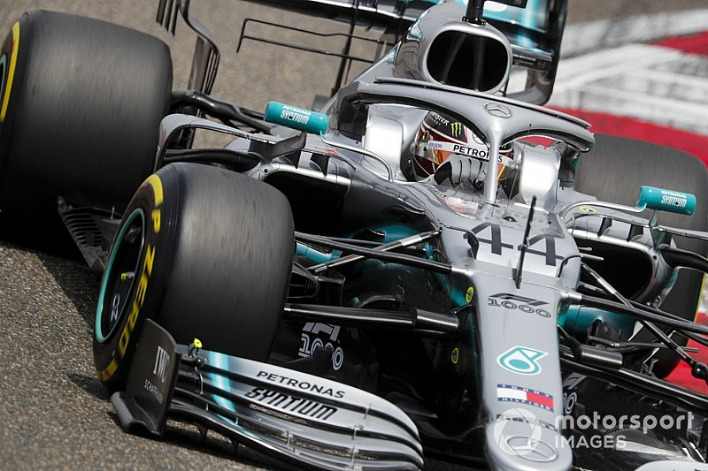 "Hamilton ""experimenting"" in qualifying after handling issues"