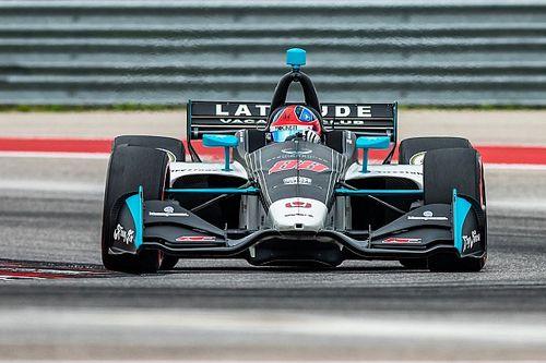 Колтон Херта выиграл гонку в Остине и стал самым молодым победителем в истории IndyCar