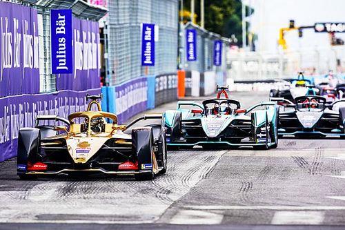 """Le """"carton jaune"""" en Formule E : qu'en pensent les pilotes ?"""