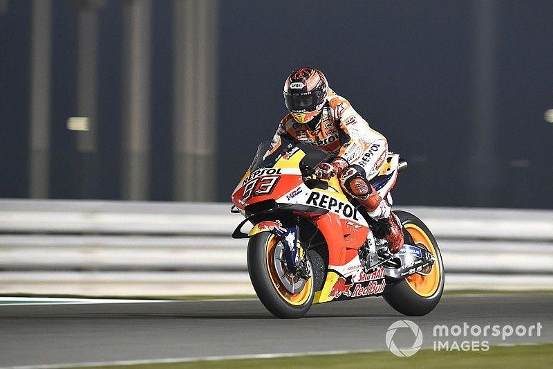 """Márquez: """"Me he divertido por primera vez encima de la moto"""""""