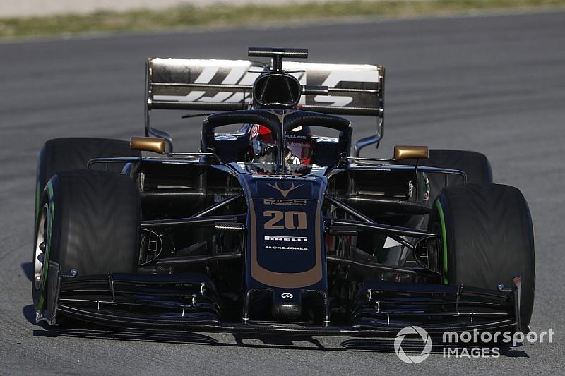 Haas: Magnussen başarılar kazanacağı konusundaki inancını korumalı