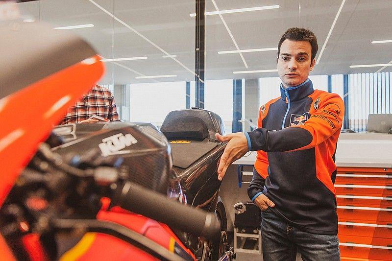 Pedrosa tampoco se entrenará con KTM el lunes en Jerez