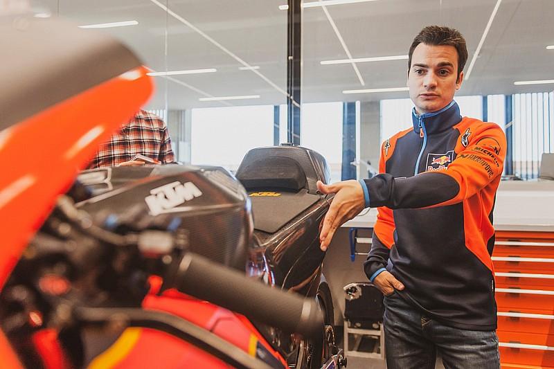 Kembali geber KTM, Pedrosa tes privat di Mugello
