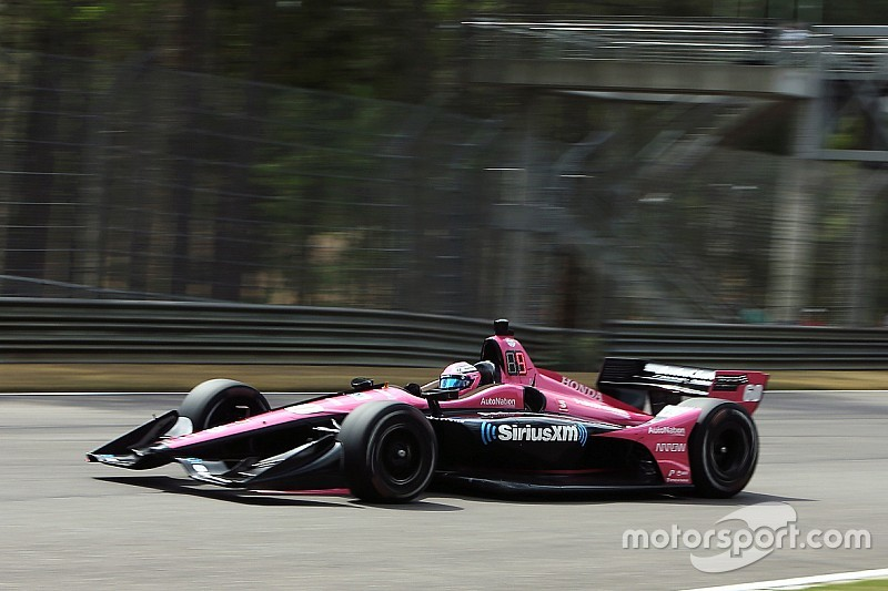 Acura livery to feature on Meyer Shank IndyCar at Long Beach