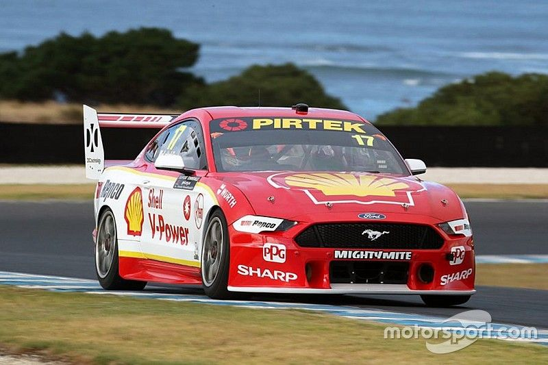 McLaughlin 'shocked' by Supercars spring change