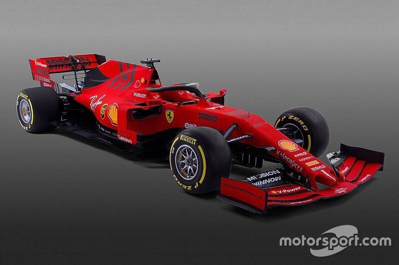 Todas las fotos del nuevo Ferrari SF90 para 2019