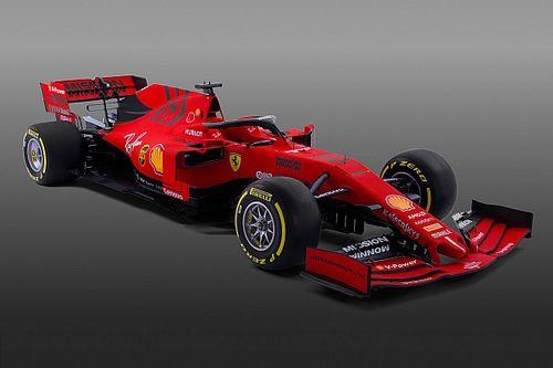 Ferrari launches its 2019 Formula 1 car