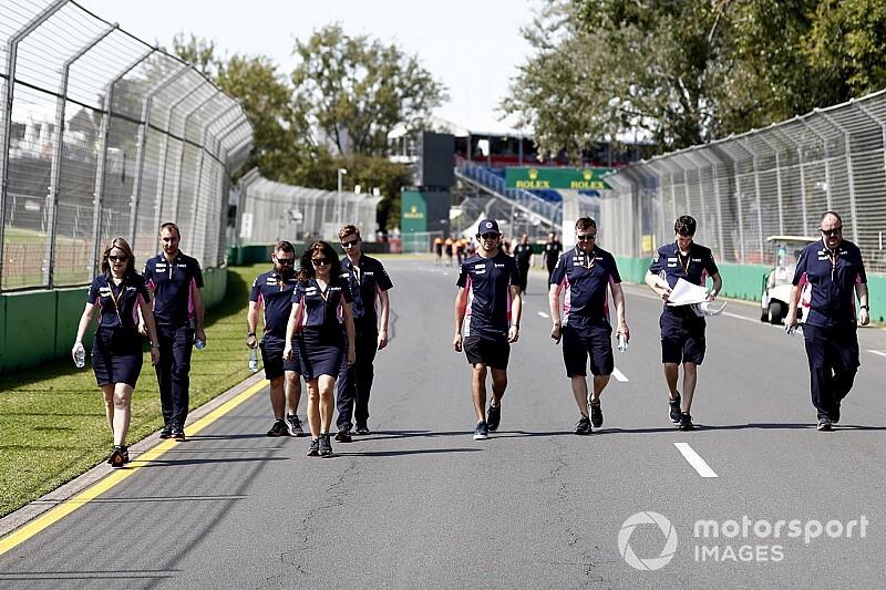 Racing Point de personelini ücretsiz izne çıkardı!
