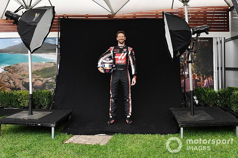 """Grosjean: """"En F1, on n'a pas le choix de dire 'Je ne viens pas'"""""""