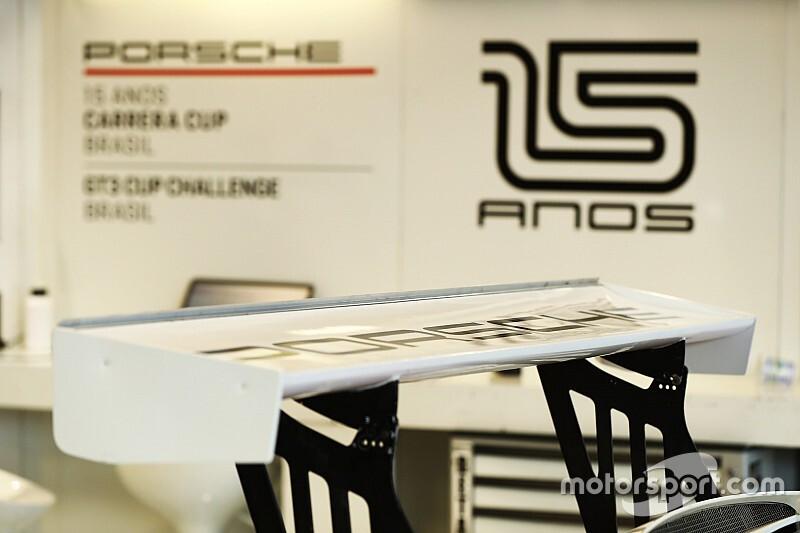 Pilotos aprovam adoção de apêndices aerodinâmicos na Porsche Cup