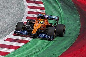 Análisis: las últimas vueltas antológicas de Norris con el McLaren