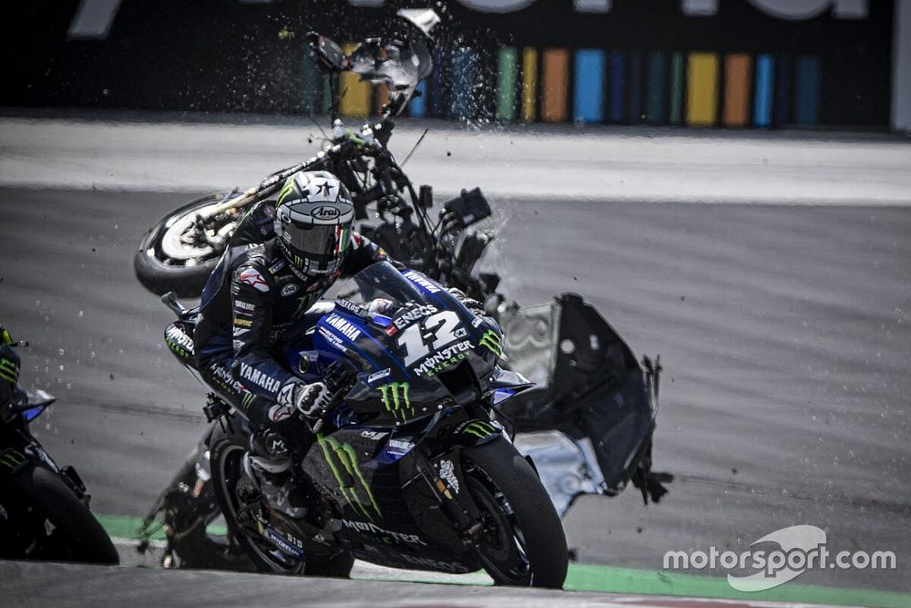 """Vinales' struggles making racing """"difficult to enjoy"""""""