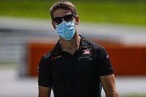 "Grosjean ""concerned"" about lack of Haas upgrades"