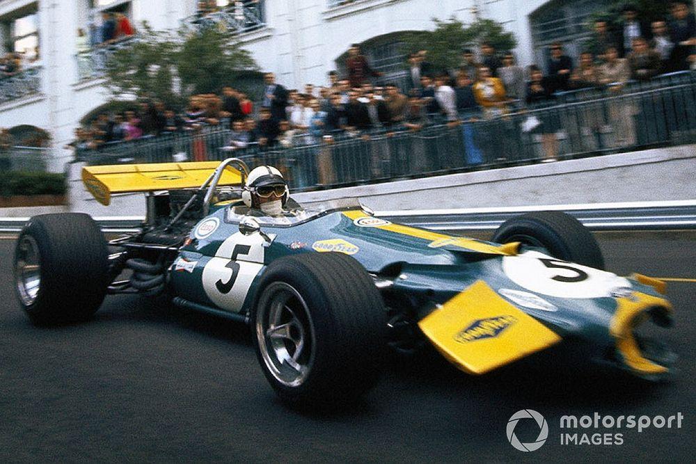 Monaco 1970 : quand Brabham s'est crashé au dernier virage