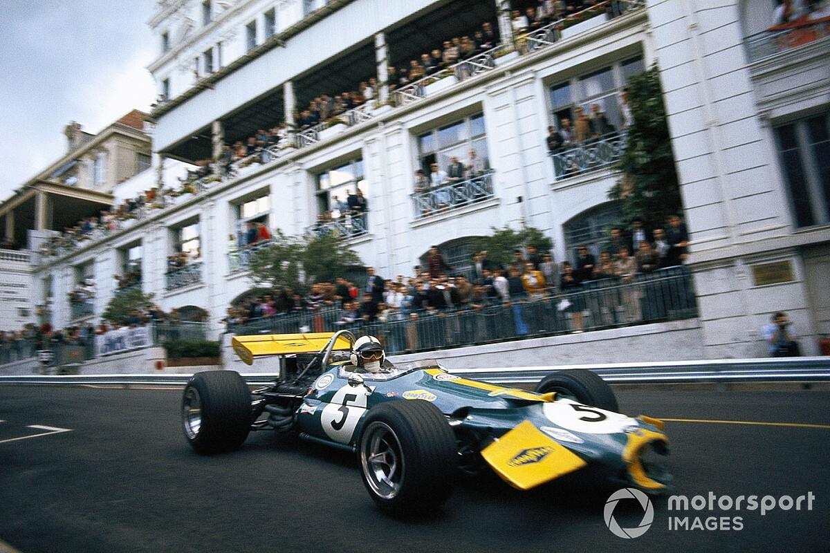 Mónaco 1970: Cuando Brabham chocó en la última vuelta