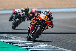 "Espargaro was ""completed cooked"" in Jerez heat"