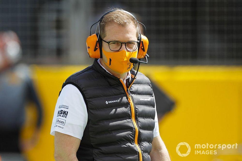 Seidl, COVID-19 endişelerinin ortasında İspanya GP'nin planlamasını anlattı