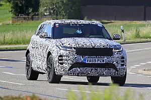 Range Rover Evoque, in arrivo la variante 7 posti