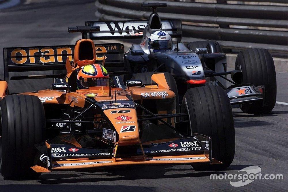 Mônaco 2001: o dia que Ron Dennis ficou furioso com Enrique Bernoldi por 'segurar' Coulthard