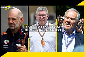 F1 Greatest Team: Ross Brawn è il direttore tecnico