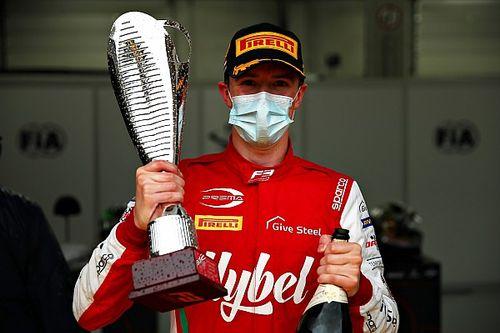 """Q&A Mercedes F1-protegé Vesti: """"Zie mezelf niet als de nieuwe Russell"""""""