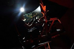 Supercars drivers launch new simulator
