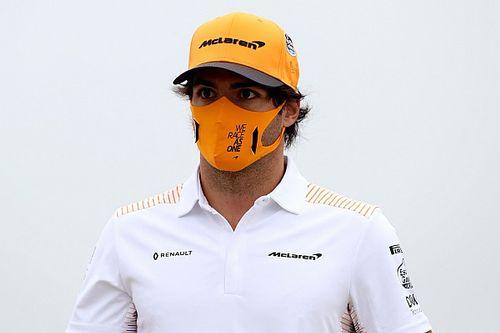 Ini Syarat agar Karier Carlos Sainz Lebih Lama di Ferrari