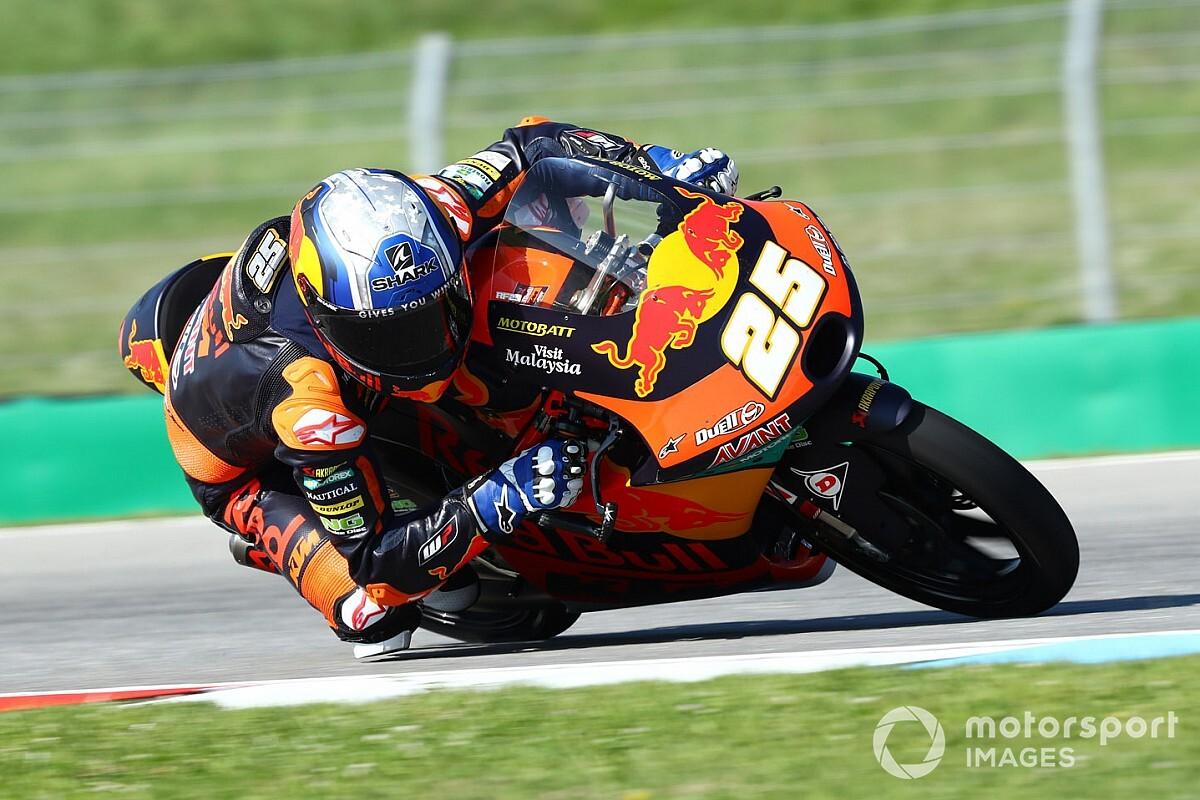 Moto3, Brno: prima pole position per Fernandez
