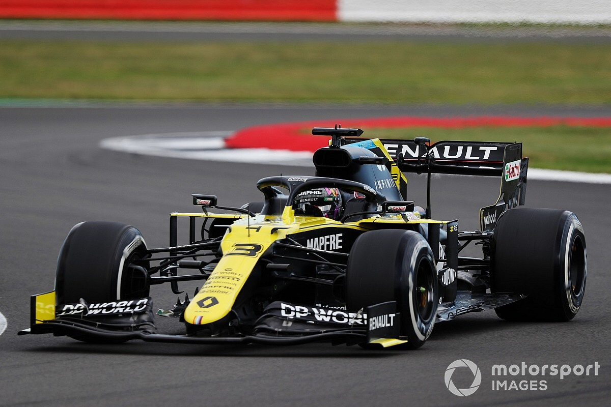 "Ricciardo: Silverstone qualifying result ""not a freak one-off"""