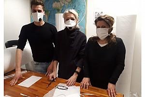 LeCont: dalla produzione di gomme racing alle... mascherine!