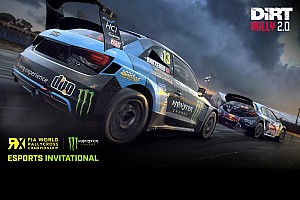El World RX lanza su torneo virtual con Motorsport Games