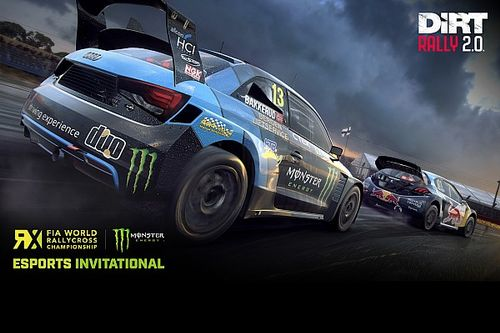 Na żywo: World Rallycross Esports w Montalegre