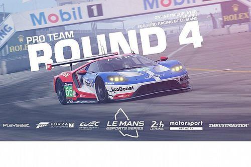 En vivo: Le Mans Esports Series en Sebring