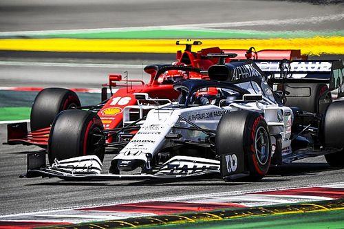 Лучшие фото Гран При Испании: суббота