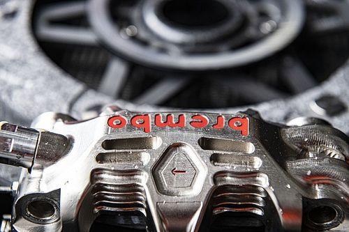 Brembo Uji Rem Motor MotoGP di Tes Pramusim WSBK