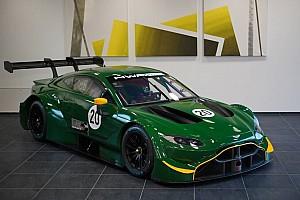 Te koop voor 1,7 miljoen: Aston Martin DTM-auto uit 2019