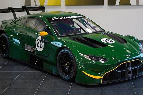 Aston Martin для DTM продается в автосалоне за 1,68 млн евро