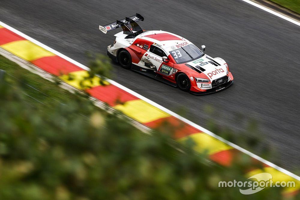 Раст выиграл у Мюллера дуэль за победу в воскресной гонке DTM в Спа