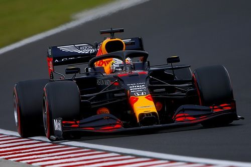 Red Bull still in the dark on Hungary balance issues - Verstappen