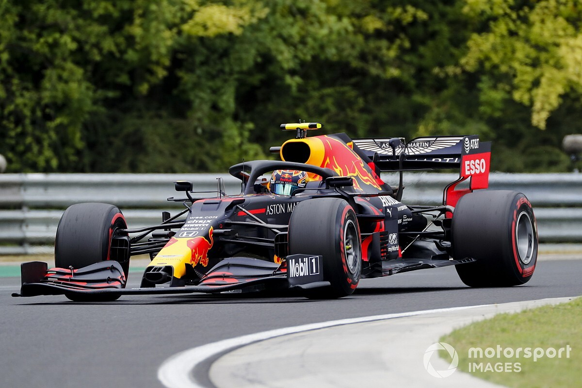 Have high rake cars had their day in Formula 1?