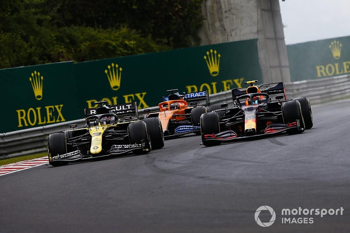 Verstappen tempóján túl más is nehezítené a második számú Red Bull-pilóták helyzetét?