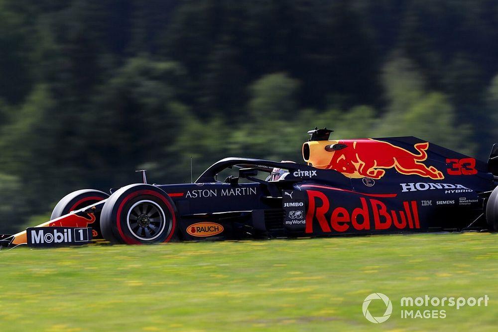 "Verstappen has ""much better feelings"" than previous Friday"
