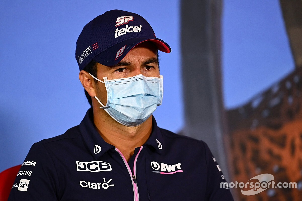 Racing Point awaiting clarification for Perez's F1 return