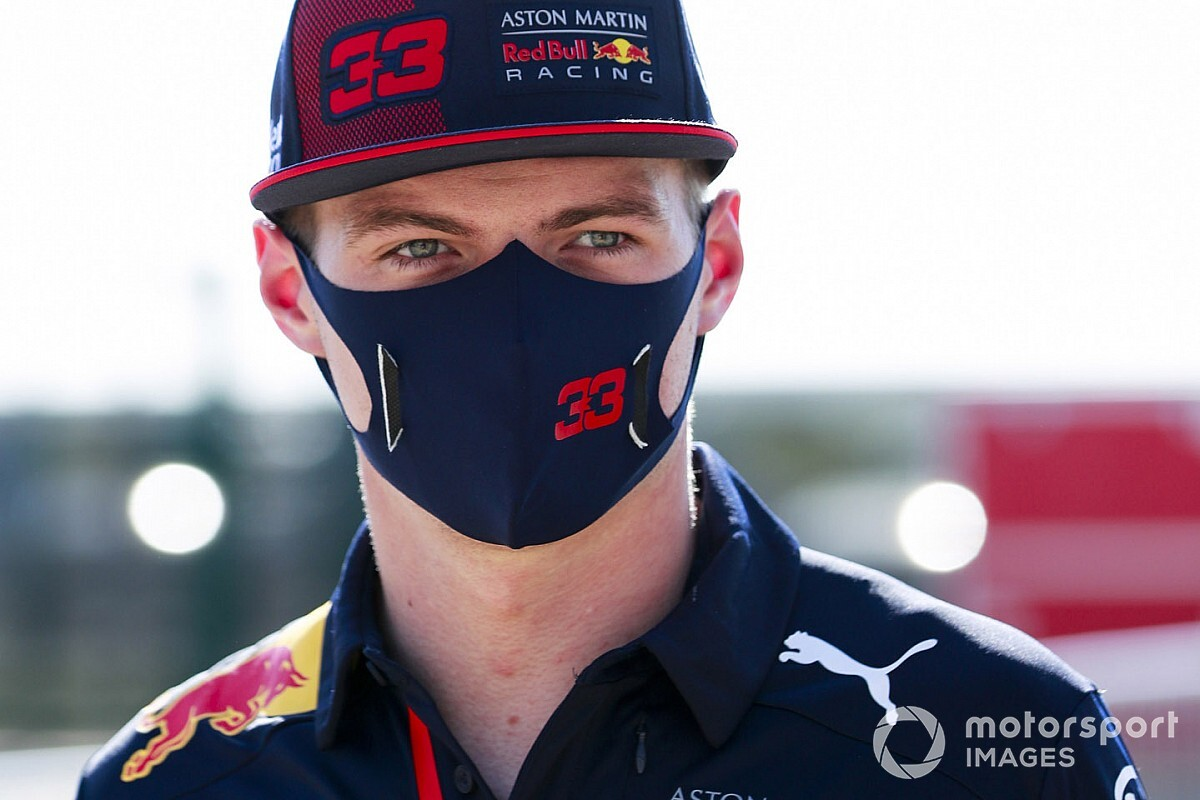Verstappen: Egész jó volt a köröm, de a Mercedesek egyszerűen túl gyorsak voltak