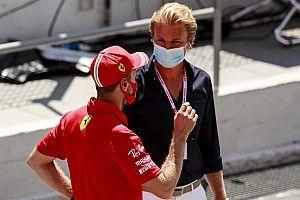 Rosberg szívesen látná Vettelt az Extreme E-ben