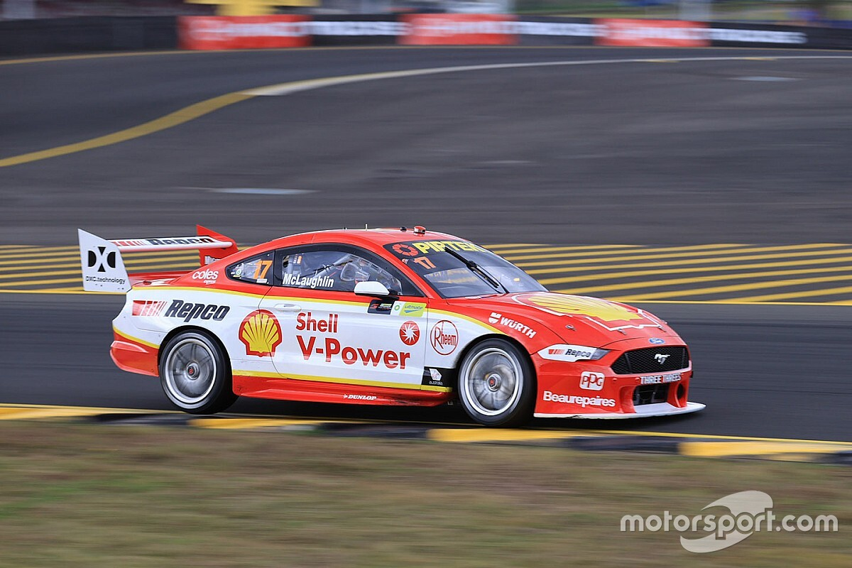 2020 Supercars Sydney Supersprint race results
