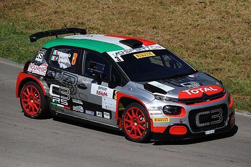 CIR: Crugnola trionfa al Rally il Ciocco e Valle del Serchio!