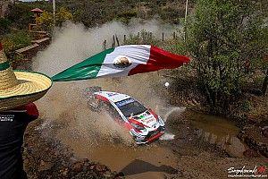 Bez Rajdu Meksyku w sezonie 2021